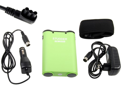 POWER PACK akumulator do lamp PB2000 kabel Nikon