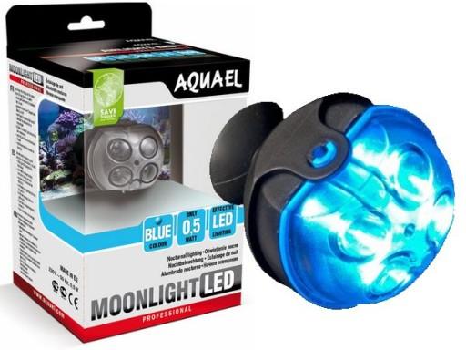 Oświetlenie Nocne Akwarium Moonlight Led 1w Aquael