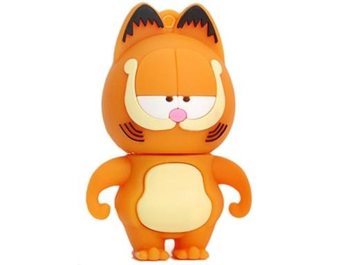 Pendrive Usb 32 Gb Garfield Słodki Kot Kotek Bajka 6700414532