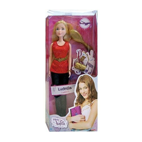 Simba Lalka Ludmila Violetta Disney Akcesoria 6016826770 Allegro Pl