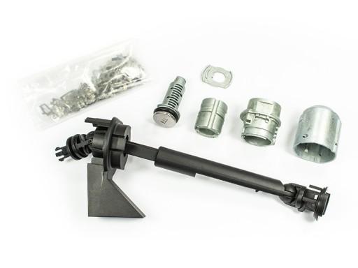 LOCK OPENING ENGINE BONNET (HOOD) INSERTS FORD FOCUS Mk2 04-