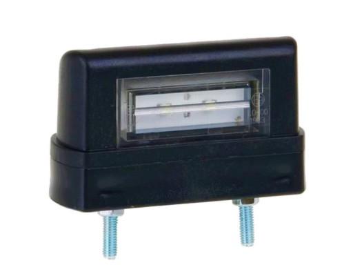 ZIBINTAS (LEMPUTE) LED APSVIETIMAS NUMERIU KIA K2700 ISUZU N35