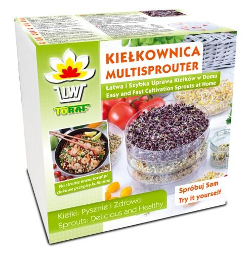 Naczynie na kiełki KIEŁKOWNICA Bio-natura Wrocław
