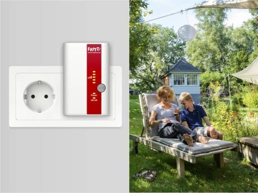 Wzmacniacz sygnału WiFi - FRITZ!WLAN Repeater 310