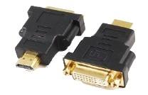 Gembird A-HDMI-DVI-3 Adapter HDMI DVI m/f