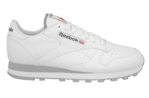 Białe buty męskie Reebok Classic 45 nowe