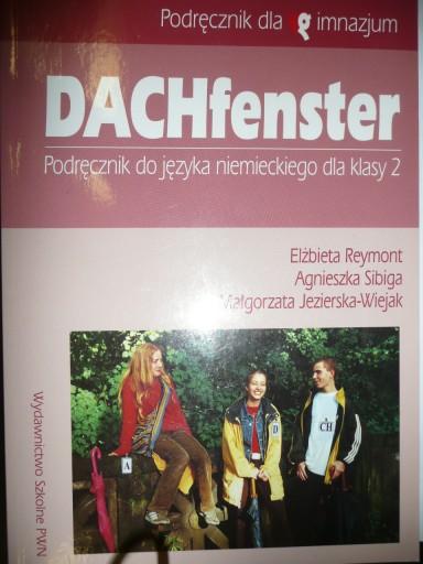 DACHfenster 2 podręcznik PWN
