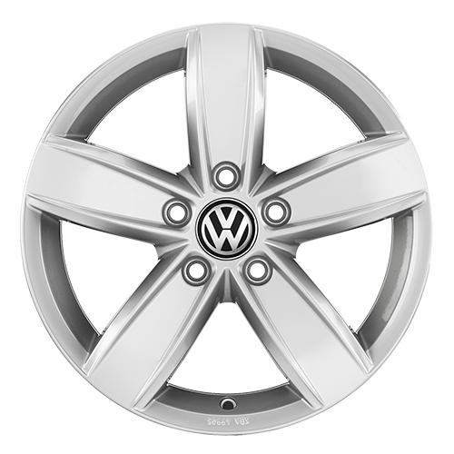 FELGI VW GOLF 15'' 5G0 CORVARA NOWE FV