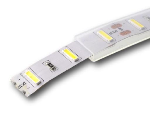Wodoodporna powłoka osłona do taśm LED 10mm IP68