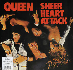 QUEEN - SHEER HEART ATTACK / 180 GRAM HQ WINYL /