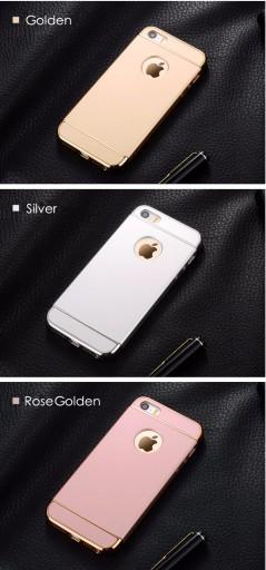 ETUI iPhone 5 SE ARMOR SILKY ULTRA SLIM SZKŁO I30