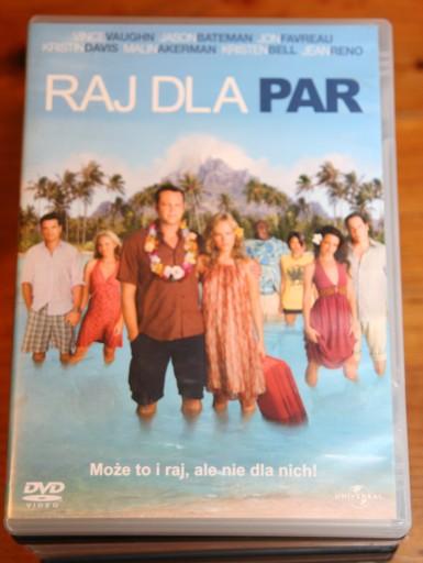 RAJ DLA PAR   DVD