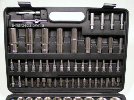 KLUCZE NASADOWE 108el.109 ZESTAW +KLUCZE 25el 32mm