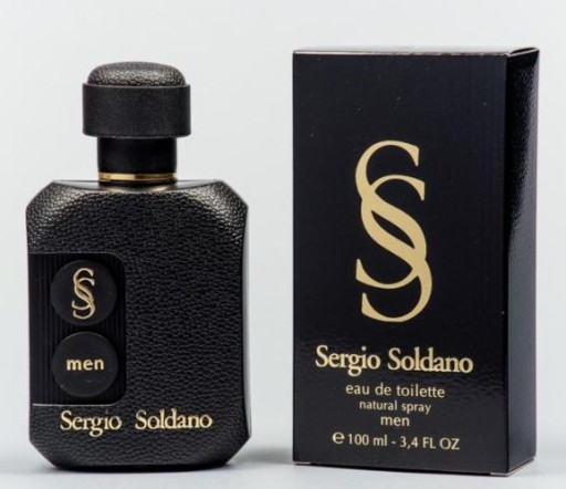 sergio soldano sergio soldano for men black