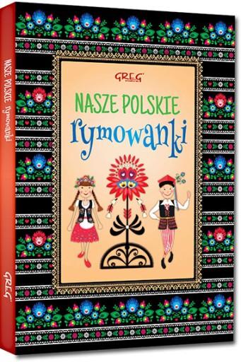 NASZE POLSKIE RYMOWANKI / TWARDA / NAGRODY / TANIO