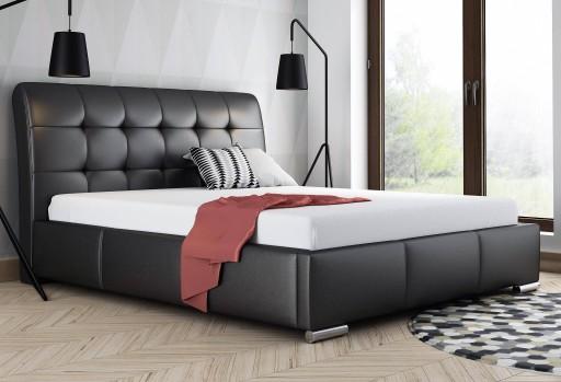 Łóżko tapicerowane+stelaż 160x200 DOSTAWA W 7 DNI