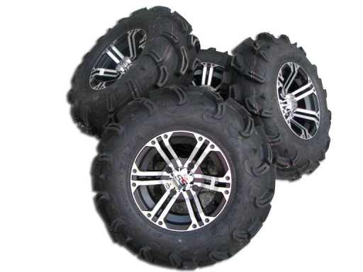 TIRES RIMS THE WHEEL MAXXIS Zilla 26 RIMS ITP SSA 212