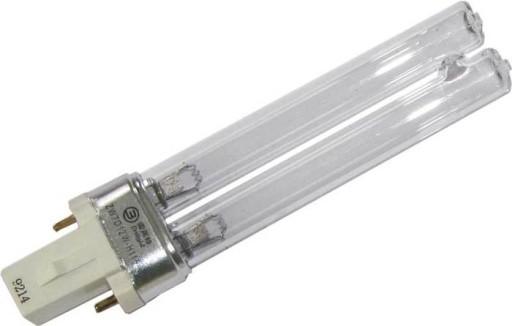 żarnik Uv 9w Do Każdej Lampy Do Akwarium Oczko