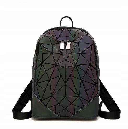 76ba01bf04cef Pojemny plecak szkolny świecący w ciemności HIT 7676055723 - Allegro.pl