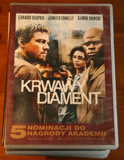 KRWAWY DIAMENT   DVD