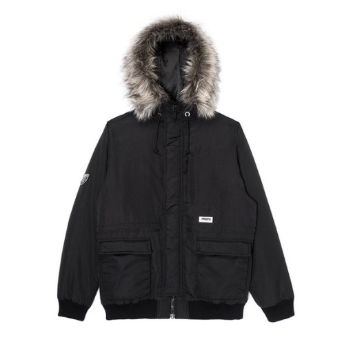 Kurtka zimowa PROSTO KL FREEZE winter Black r.L