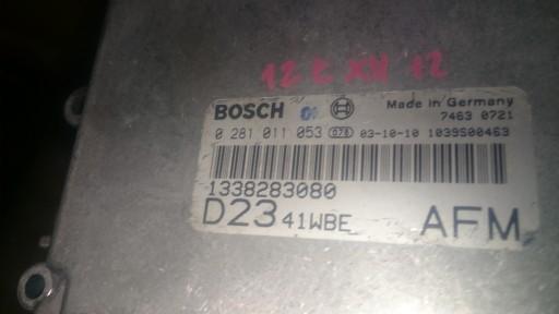 KOMPUTER Ducato 2.3 JTD, 0281011053 1338283080