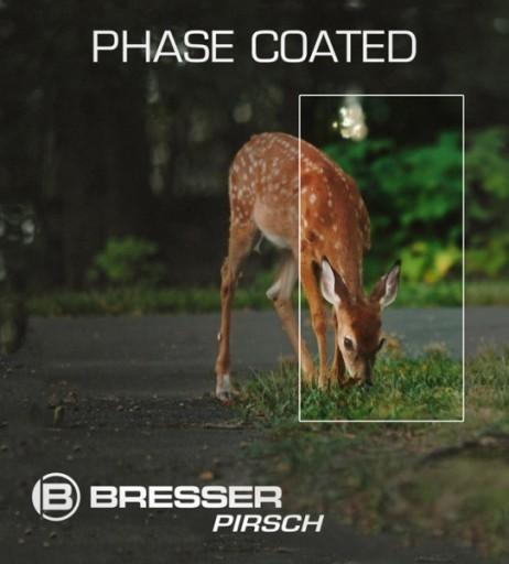 Lornetka Bresser PIRSCH 8x42 Phase Coated # Poznań