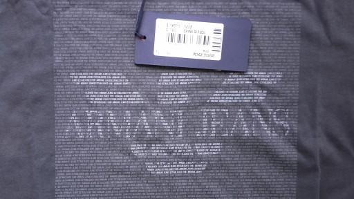 ARMANI JEANS TSHIRT KOSZULKA ORYGINAŁ CERTYFIKAT L 10781666984 Odzież Męska T-shirty KI LOXGKI-7