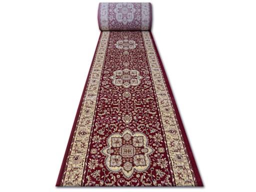 Dywany łuszczów Chodnik Royal 90 Cm Rozeta Q1149