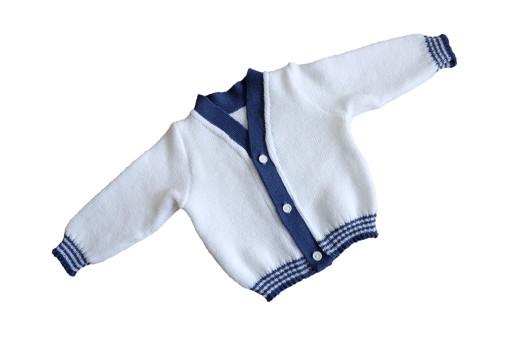 sweter CHŁOPIĘCY dwukolorowy *** 77 kolorów *** 80