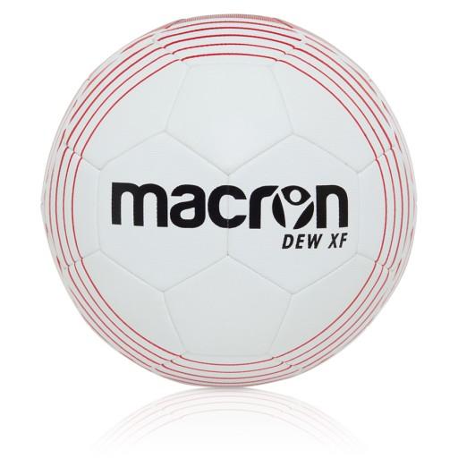 12x Piłka nożna meczowa MACRON DEW 5 FIFA QUALITY