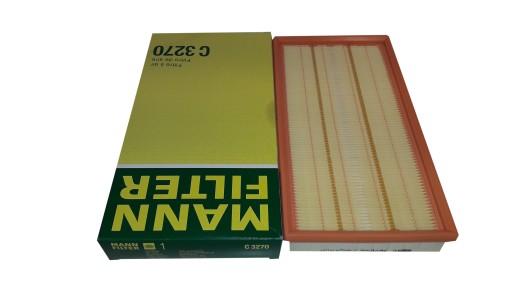 Mann-Filter Filtre à air C 3270 pour JAGUAR S-Type 3.0 4.0 4.2