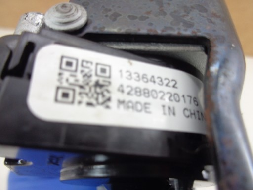 Opel Adam stacyjka 13364322