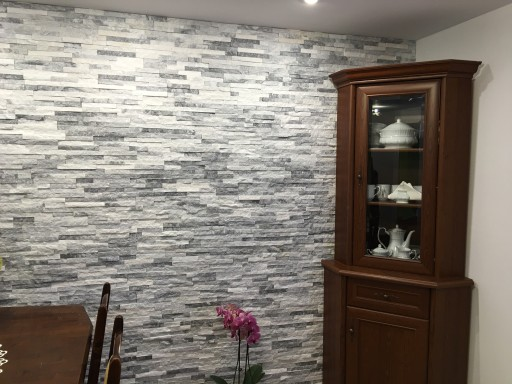 Szara Płytka Kwarcytowa Na ścianę Kamień Panel Hit 7410117895 Allegro Pl