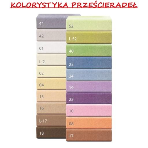 Przescieradlo Frotte Z Gumka 160x200 Polskie 6145856659 Allegro Pl