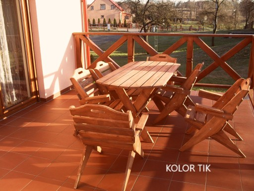Promocja Meble Ogrodowe Drewniane Producent 7234839151 Allegro Pl