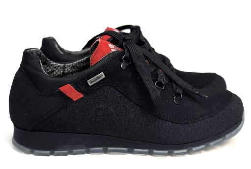 94b8ae41c48dc TREKKINGOWE czarne buty damskie NIK 0622-01-01 37 7575506140 ...