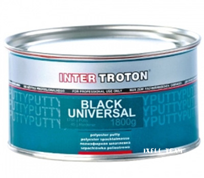 CZARNY SZPACHEL UNIWERSAL 1,8 kg INTER TROTON  499