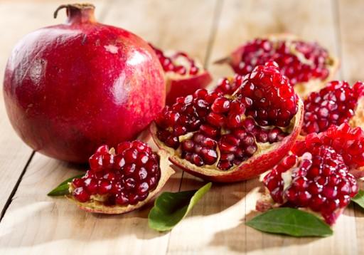 Obrazy Na Płótnie Do Kuchni Owoce Granaty 60x40