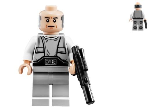 LEGO STAR WARS - Lobot + blaster ! (9678)