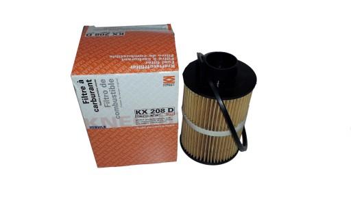 UFI carburant filtre 60.h2o.00 pour OPEL ASTRA l48 l35 GTC l08 l70 Antara Signum