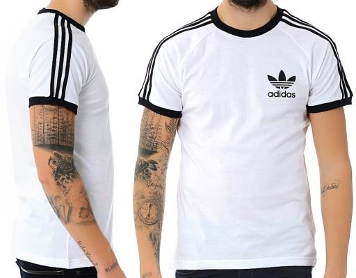 ADIDAS CALIFORNIA ORIGINALS KOSZULKA T Shirt r. L