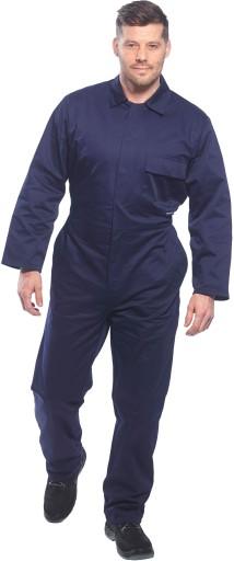 KOMBINEZON ROBOCZY JEDNOCZĘŚCIOWY WARSZTATOWY 8852661491 Odzież Męska Spodnie LA AGVXLA-4