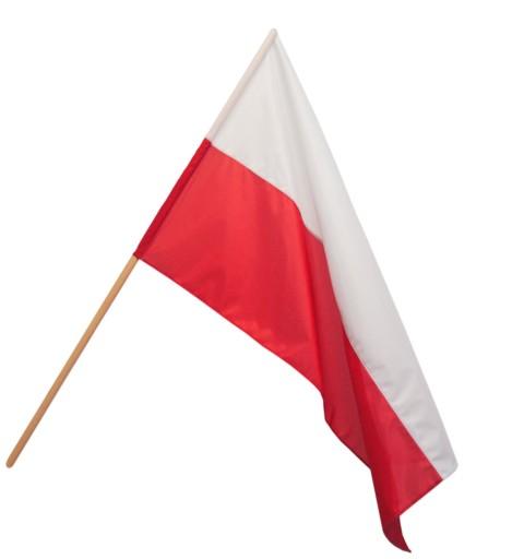 Flaga Polski Barwy 250x150cm Flaga Polska (6988330440 ...