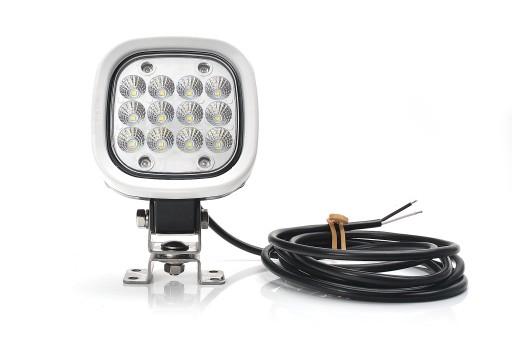 HALOGENAS LED 8000 Lm ZIBINTAS (LEMPOS-FAROS) VEIKIANTIS 12/70V nr 1214