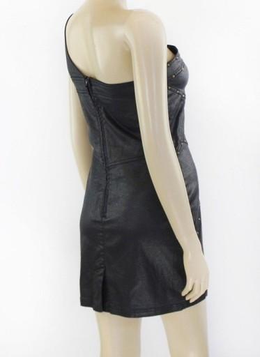 Sukienka ołówkowa asymetryczna MISS SELFRIDGE 38