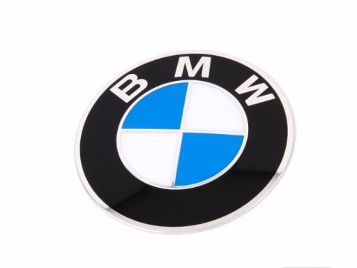 ORIGINALUS EMBLEMA ANTDEKLAS na KOLPAKAS BMW
