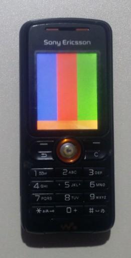 Sony Ericsson W200i //T-Mobile