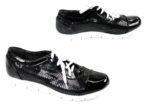 buty damskie półbuty allegro