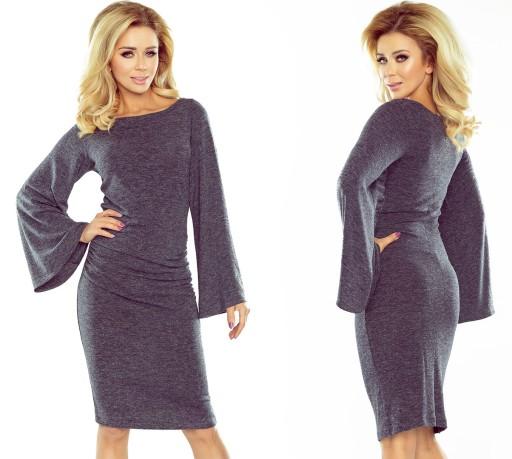 2e2bca19e8 Śliczna Sukienka Na Przyjęcie Święta 185-1 XL r.42 7175267067 - Allegro.pl  - Więcej niż aukcje.